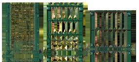 panel tel çit çeşitleri