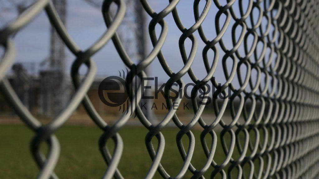 black pvc mesh wire
