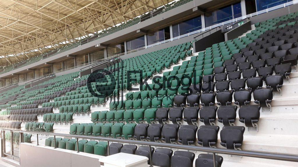 stadyum seyirci koltuğu